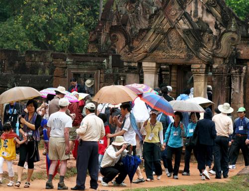 柬官員:今年陸客有望破100萬人次