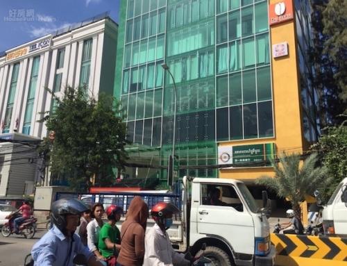柬埔寨觀光躍進 外資砸重金蓋商場、飯店